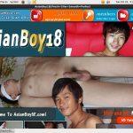Asian Boy 18 Promo Codes