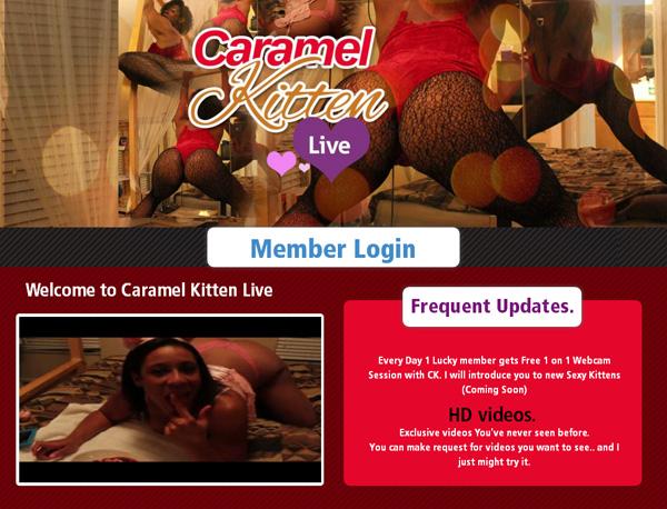Caramelkittenlive Buy Membership
