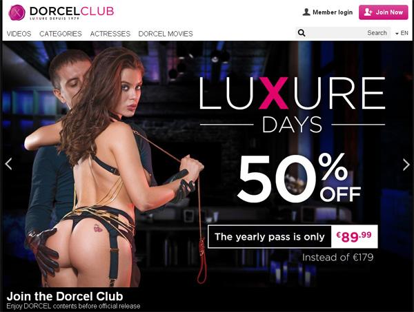 Dorcelclub.com GXBill