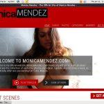 Free Monica Mendez Access