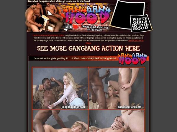 Gang Bang Hood 2018 Free