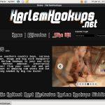 Harlem Hookups Subscriptions