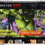 Monster3dx Free Scene