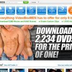 Premium Video Box Men Account