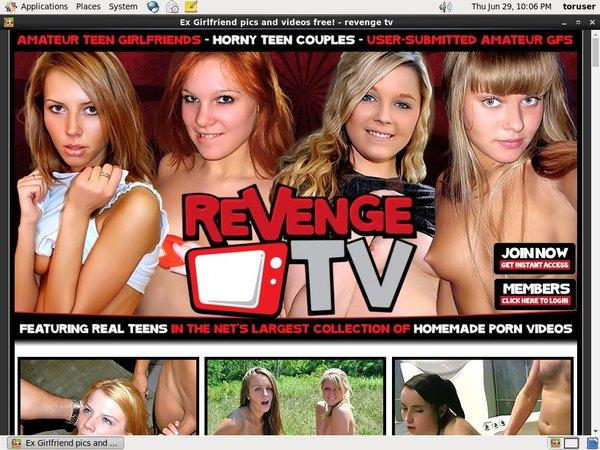 Revenge TV Tgp