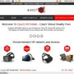 Free Premium Accounts For Czech VR Fetish