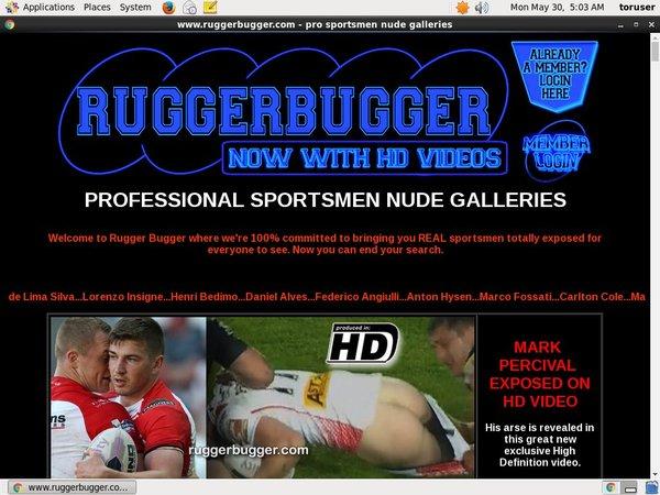Rugger Bugger Bank Payment