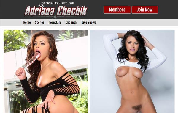Adriana Chechik Accounts Passwords