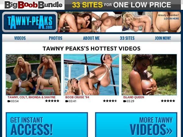 Tawny-peaks.com Coupon Discount