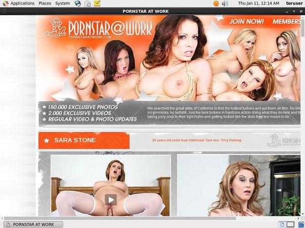 Fresh Pornstar At Work Site Rip