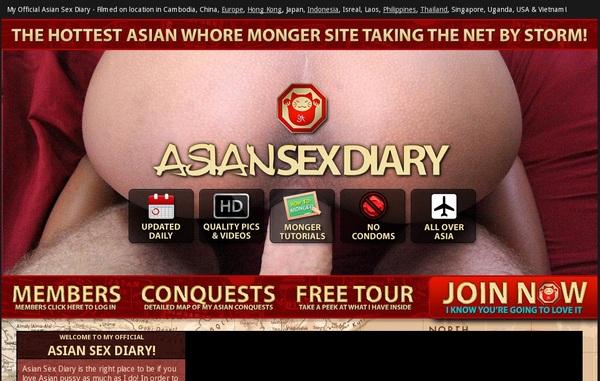 Asian Sex Diary Login Pass